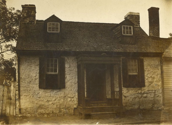 William Baker's house at 106 Loudoun St SW