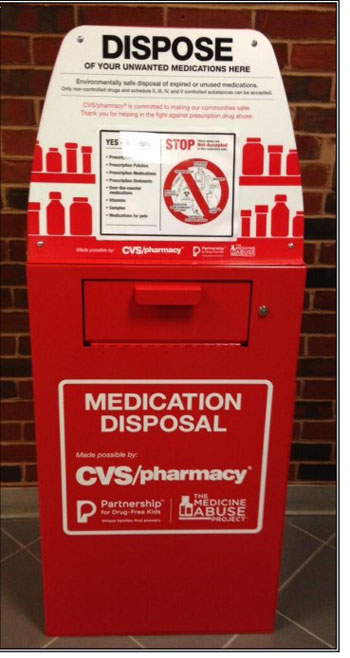 Medication-Drop-Box