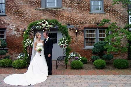 Wedding at the Thomas Birkby House