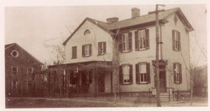 First Leesburg Library, 102 Cornwall Street NW