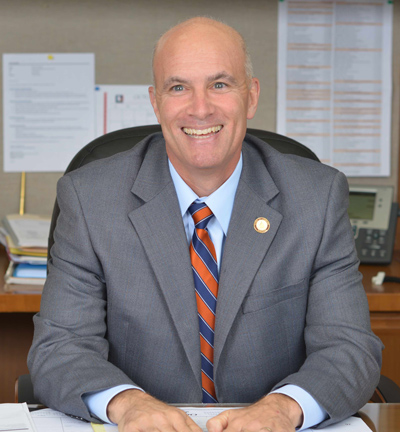 Kaj Dentler, Town Manager