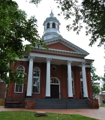 Loudoun County Courthouse