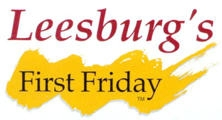 First Friday logo