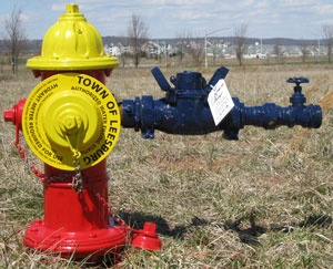 Large Hydrant Meter