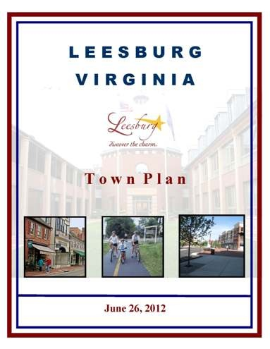 2012 Town Plan Cover