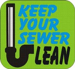 Lean Sewer Trap logo