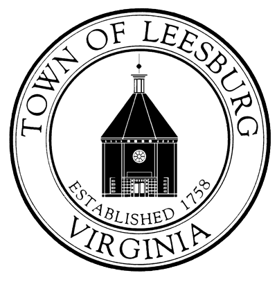Town of Leesburg Official Seal
