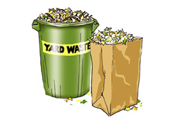 Additional Yard Waste Collection Days Begin May 4, 2015