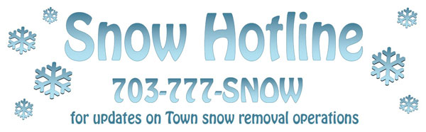 Snow Hotline 703-777-SNOW