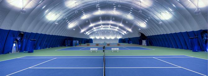 Ida Lee Park Tennis Center   Leesburg, VA