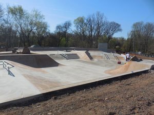 Skatepark-Under-Construction