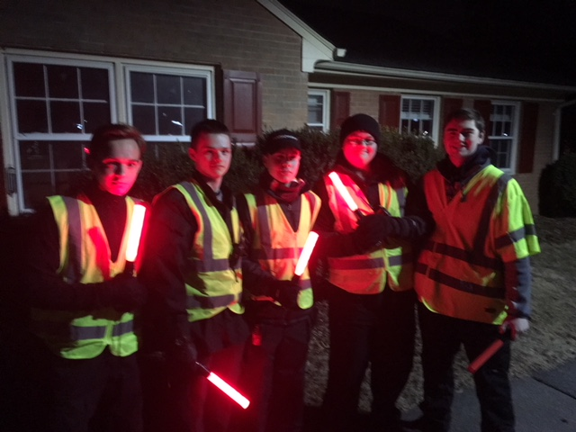 Explorers Safety Patrol