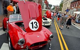 32nd Annual Leesburg Classic Car Show Cruises into Downtown Leesburg on Saturday, May 11,  2019