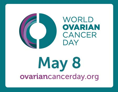 Ovarian Cancer Day