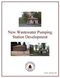 Pump Station Manual Cover