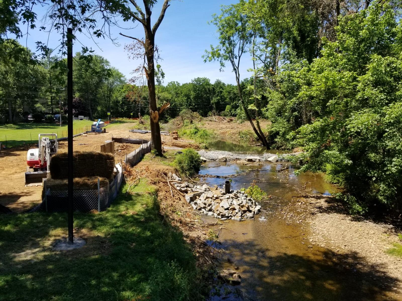 Tuscarora Creek Mitigation