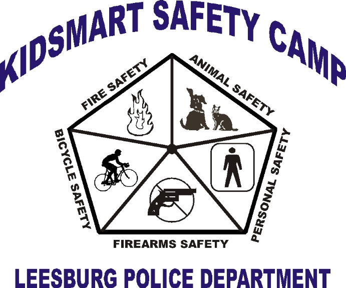 Kidsmart Safety Camp Logo