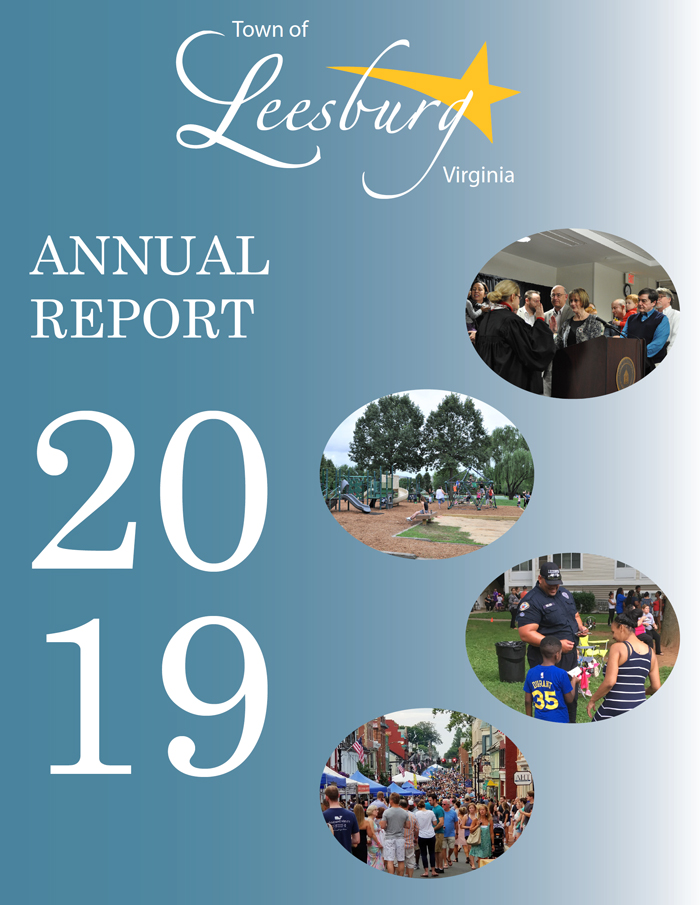 FY 2017 Annual Report cover