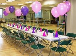 BALLAPALOOZA BIRTHDAY PARTY AT IDA LEE