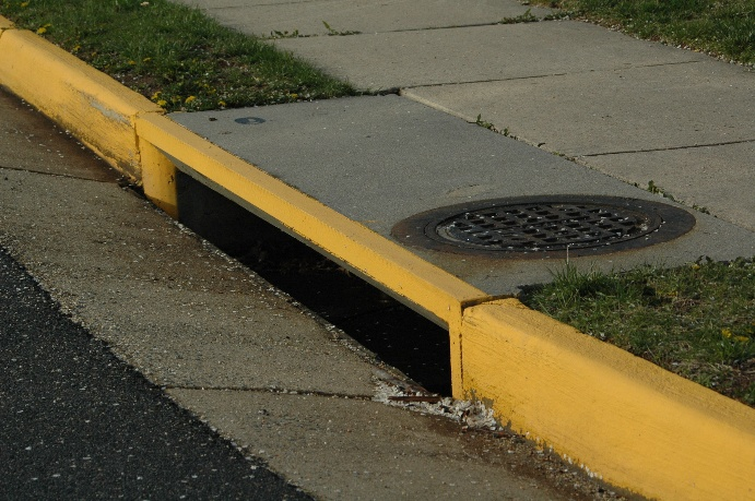 Curb Inlet 1