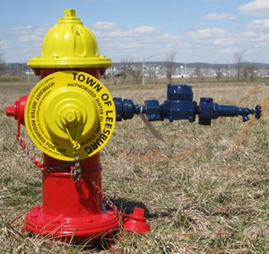 Small Hydrant Meter