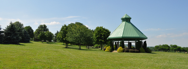 Gazebo at Ida Lee Park