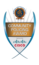 community policing award