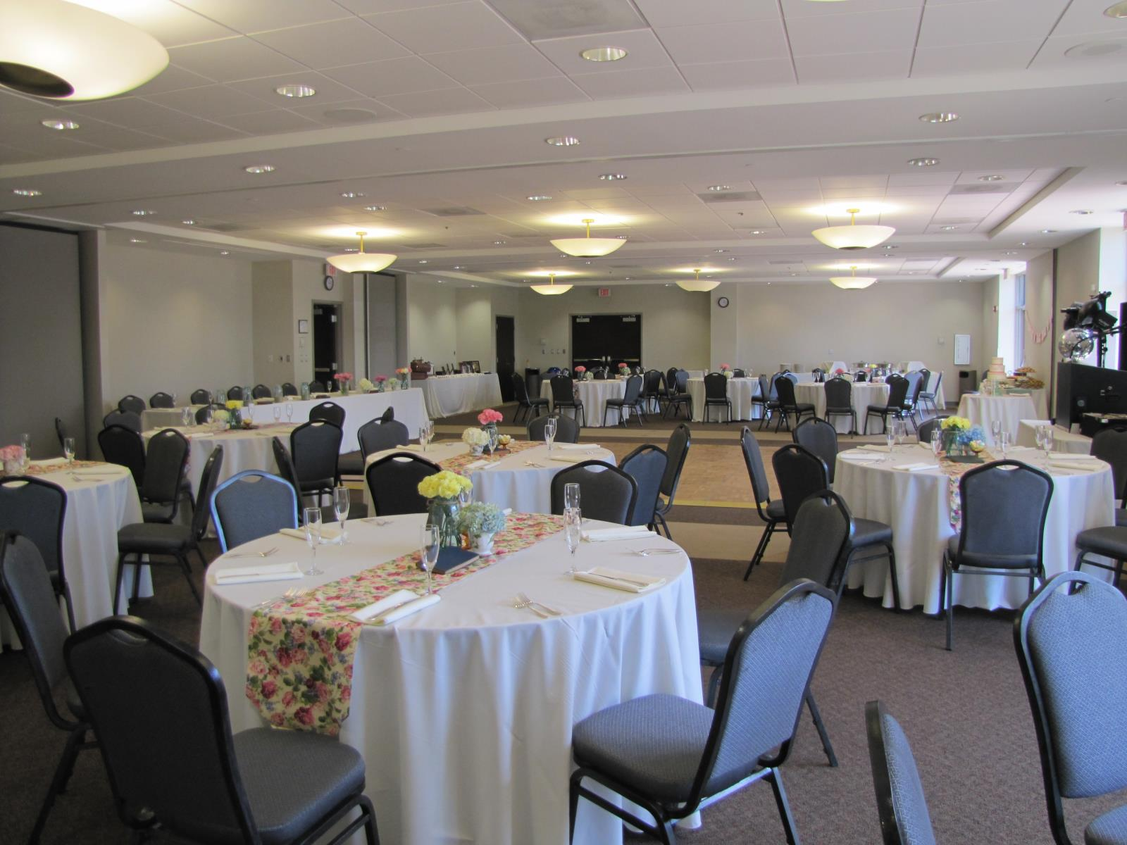 Banquet Hall Set up