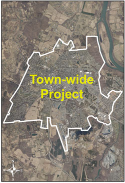 Town-Wide-Project-Map