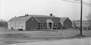 Douglass High School, ca. 1945