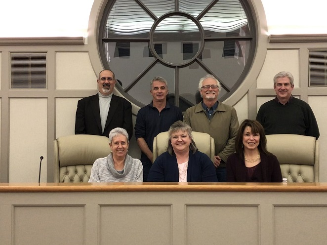 Leesburg Board of Architectural Review Photo