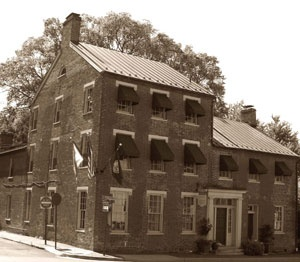 Second Leesburg Library, Bentley House, 30 North King Street